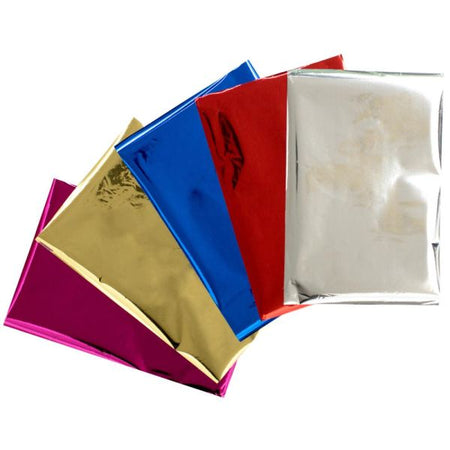 WRMK Heatwave Multicolour Foil Sheets