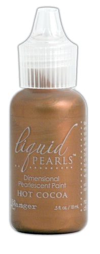 Liquid Pearls - Hot Cocoa
