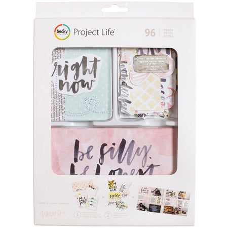 Project Life Value Kit - Inspire