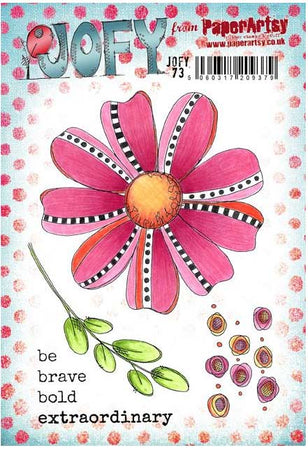 PaperArtsy Stamp Set - JOFY 73