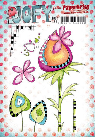 PaperArtsy Stamp Set - JOFY 81