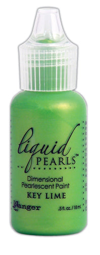 Liquid Pearls - Key Lime