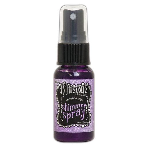 Ranger Dylusions Shimmer Spray - Laidback Lilac