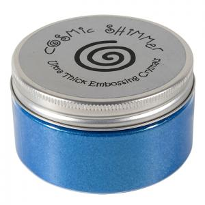 Cosmic Shimmer Ultra Thick Embossing Crystals 100ml - Lapis Sapphire