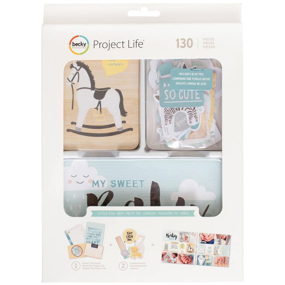 Project Life Value Kit - Little You Boy