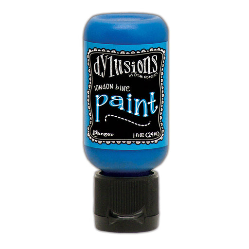 Dylusions 1oz Paint - London Blue