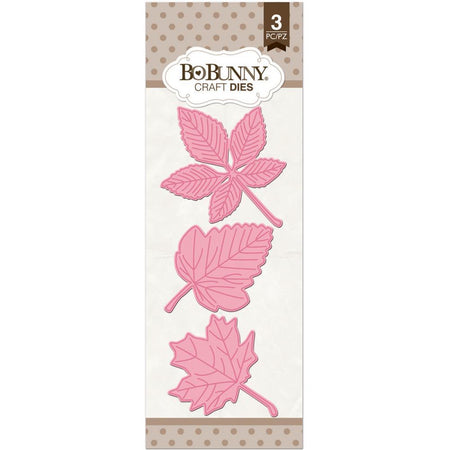 Bo Bunny Craft Dies - Lovely Leaf