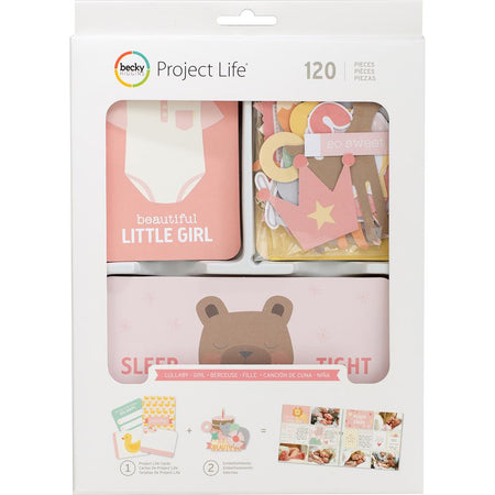 Project Life Value Kit - Lullaby Girl