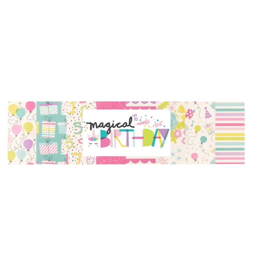 Simple Stories Magical Birthday- Bazzill Plain Matchmaker Pack