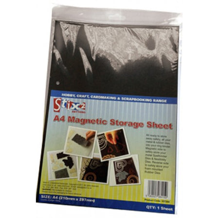Stix2 A4 Magnetic Storage Sheet
