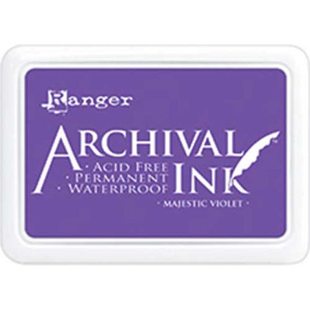 Archival Ink - Majestic Violet