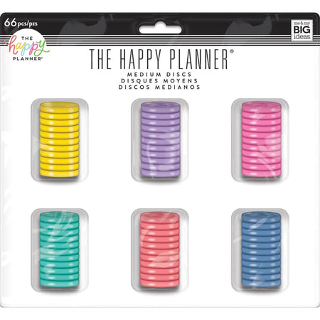 Me & My Big Ideas Happy Planner - Medium Disc Value Pack