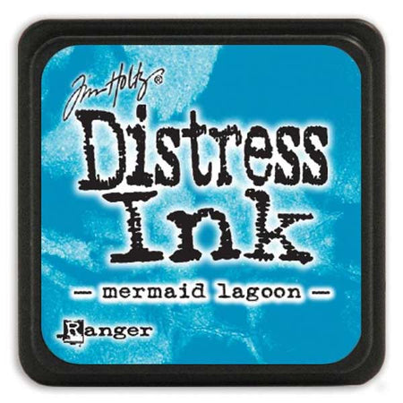 Tim Holtz Mini Distress Ink - Mermaid Lagoon