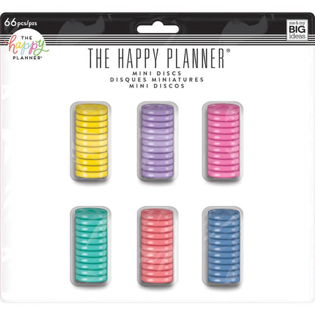 Me & My Big Ideas Happy Planner - Mini Disc Value Pack