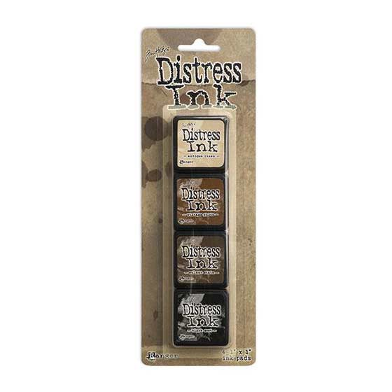 Tim Holtz Distress Ink Mini Kit - Kit 3