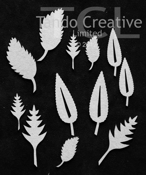 Tando Creative - Tando Minis Leaves 2