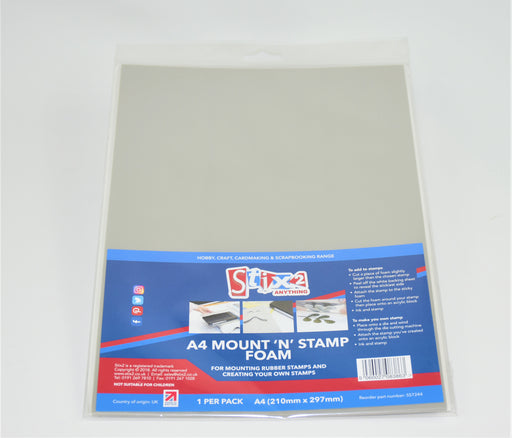 Stix2 A4 Mount n Stamp Foam