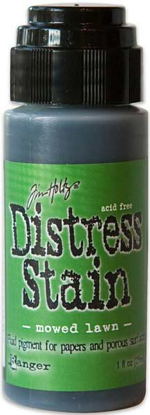 Tim Holtz Distress Stain - Mowed Lawn