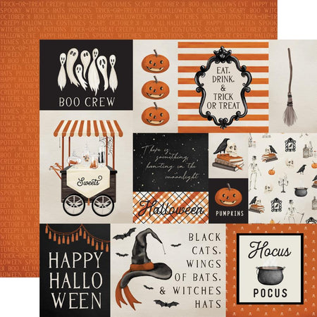 Carta Bella Halloween Market - Multi Journaling Cards