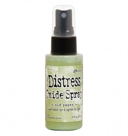 Tim Holtz Distress Oxide Spray - Old Paper