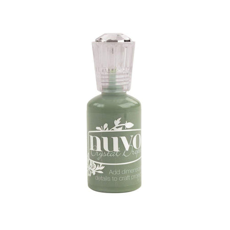 Tonic Studios Nuvo Crystal Drops - Olive Branch
