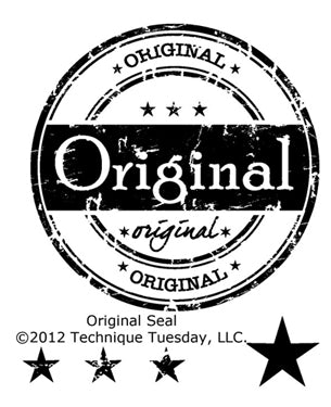 Technique Tuesday - Original Seal