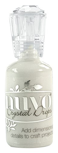 Tonic Studios Nuvo Crystal Drops - Oyster Grey