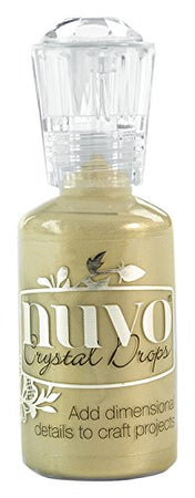 Tonic Studios Nuvo Crystal Drops - Pale Gold