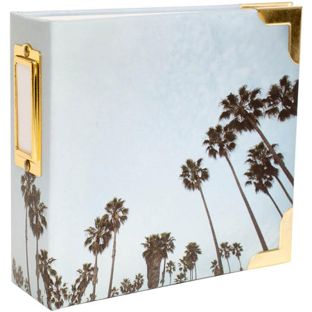 Project Life 4x4 Album - Heidi Swapp Palm Trees