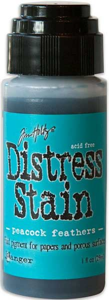 Tim Holtz Distress Stain - Peacock Feathers