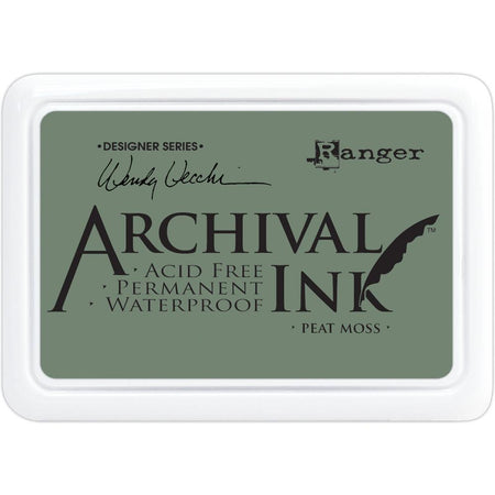 Archival Ink - Peat Moss