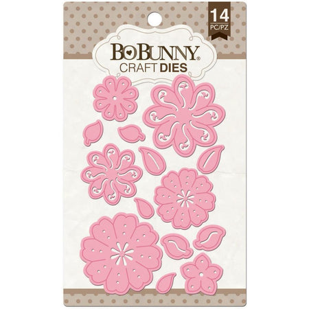 Bo Bunny Craft Dies - Perfect Petals