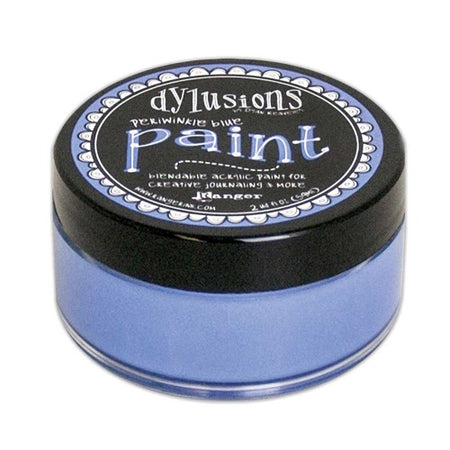 Dylusions Paint - Periwinkle Blue