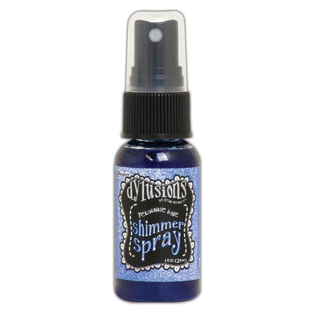 Ranger Dylusions Shimmer Spray - Periwinkle Blue