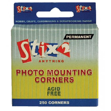 Stix2 Photo Mounting Corners