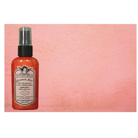 Tattered Angels Glimmer Mist - Pink Coral