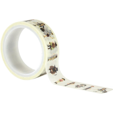 Echo Park Pirate Tales - Pirate Mates Decorative Tape
