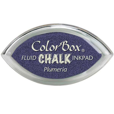 Cats Eye Fluid Chalk Plumeria