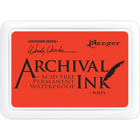 Archival Ink - Poppy