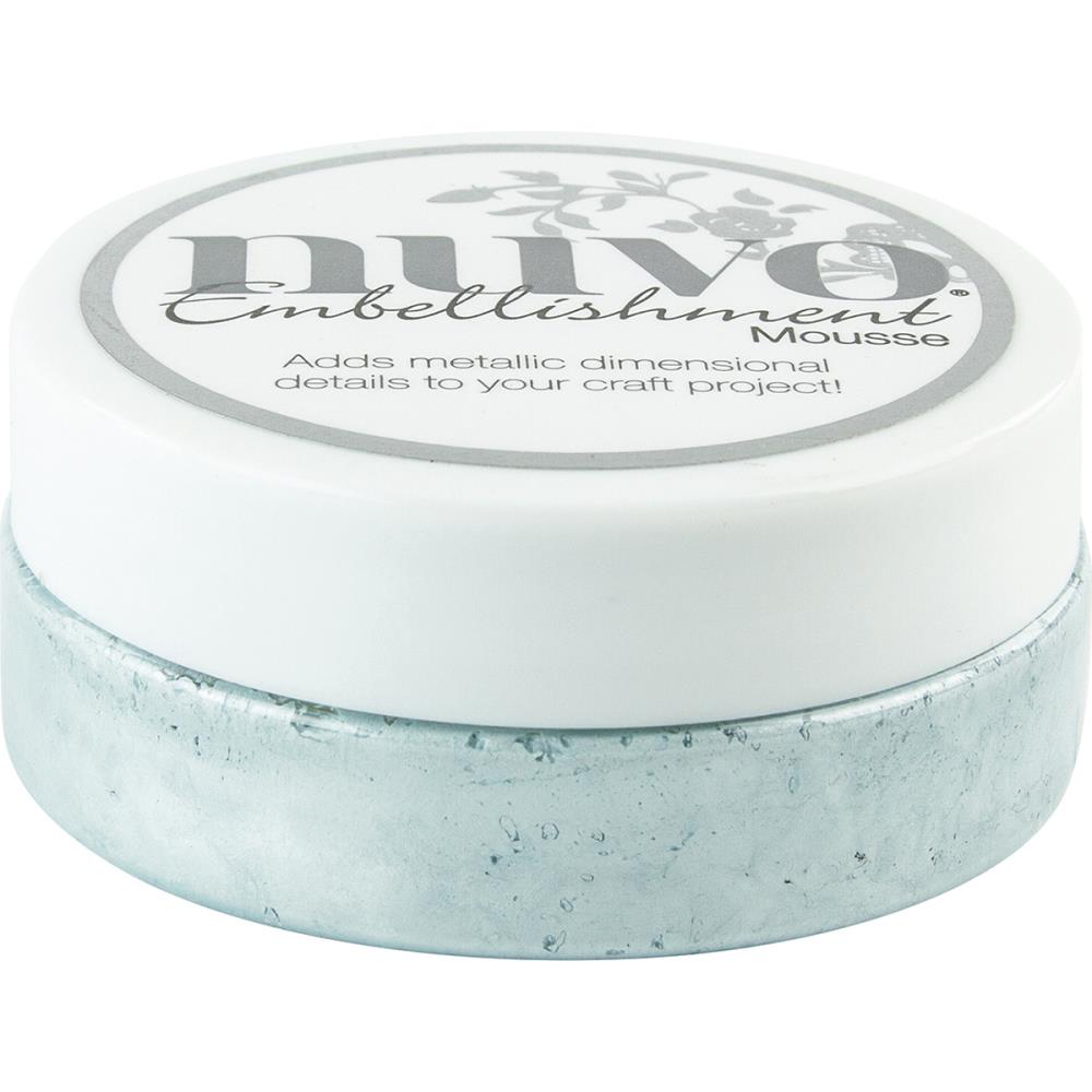 Tonic Studios Nuvo Embellishment Mousse - Powder Blue