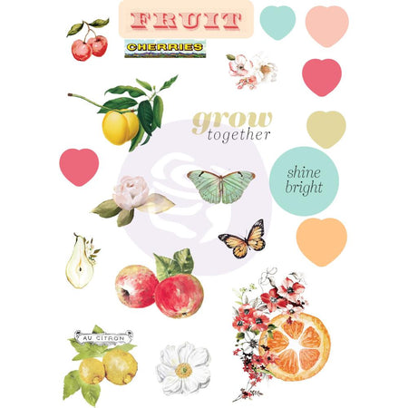 Prima Fruit Paradise - Puffy Stickers