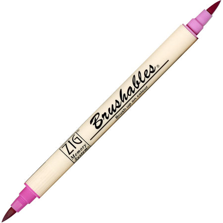 Zig Brushables Pen - Pure Pink