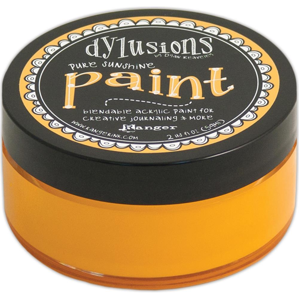 Dylusions Paint - Pure Sunshine