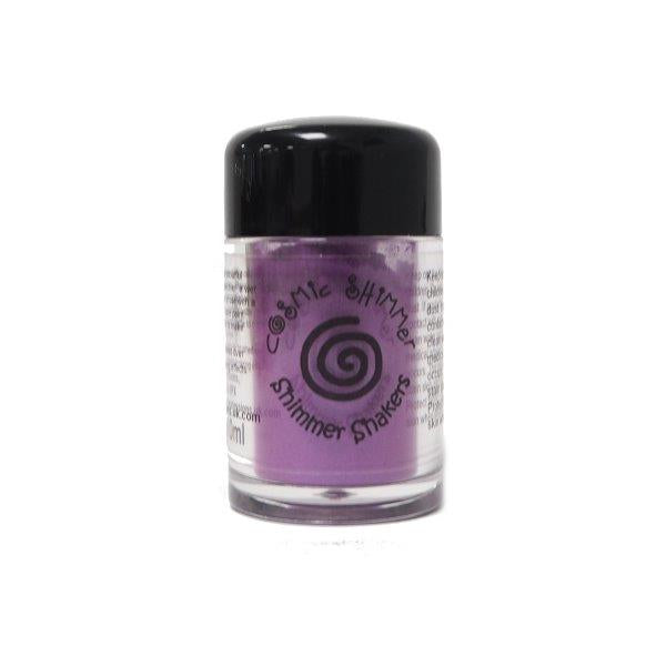 Creative Expressions Shimmer Shaker - Purple Paradise