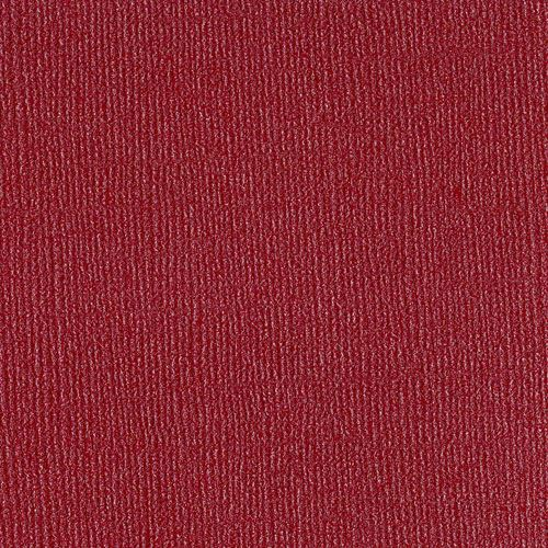 Bazzill Basics 12x12 Bazzill Bling - Red Carpet
