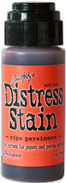 Tim Holtz Distress Stain - Ripe Persimmon