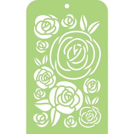 Kaisercraft Mini Designer Template - Roses