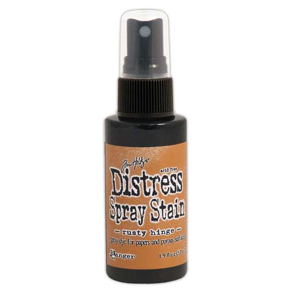 Tim Holtz Distress Spray Stain - Rusty Hinge