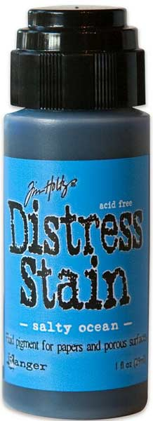 Tim Holtz Distress Stain - Salty Ocean