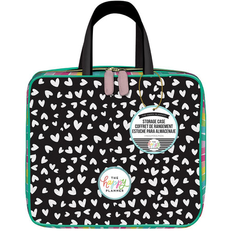 Me & My Big Ideas Happy Planner - Storage Case Scattered Hearts